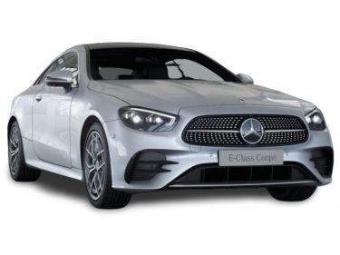 NEW Mercedes-Benz E 300 Coupé