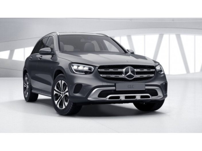 Mercedes-Benz GLC 300 e 4MATIC Plug-In