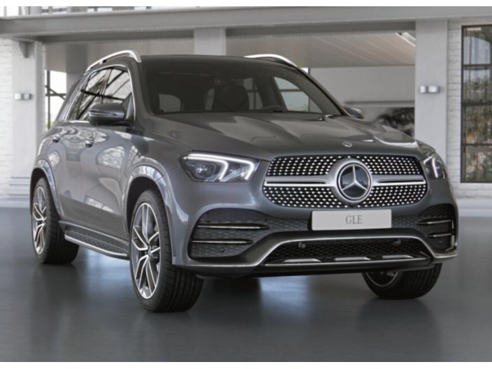 Mercedes-Benz GLE 580 4MATIC