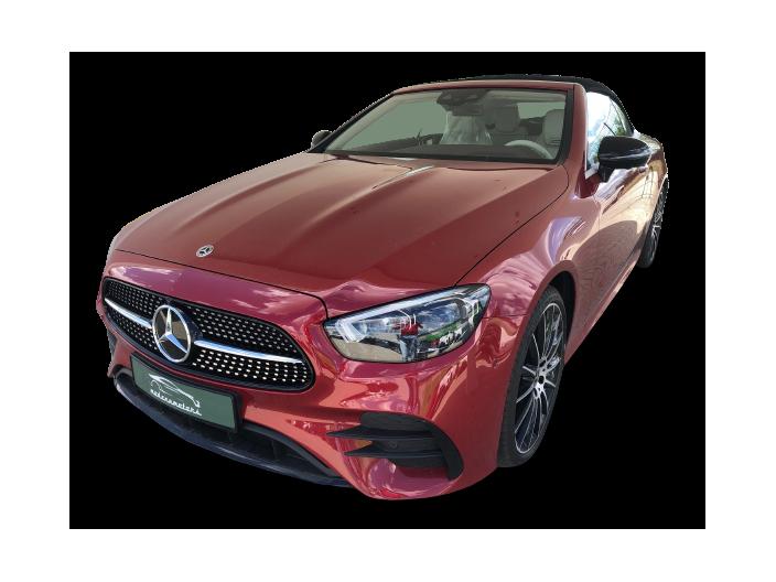 Mercedes-Benz E 200 4MATIC Cabriolet