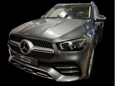 Mercedes-Benz GLE 300 d...
