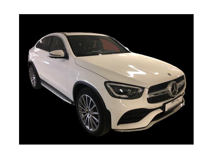 Mercedes-Benz GLC 300 4MATIC Coupé EQ Boost