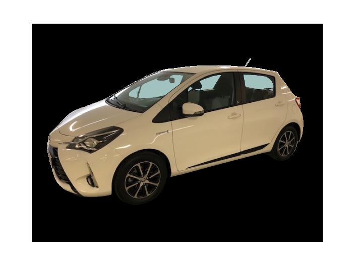 Toyota Yaris 1,5-l-VVT-i Hybrid CVT