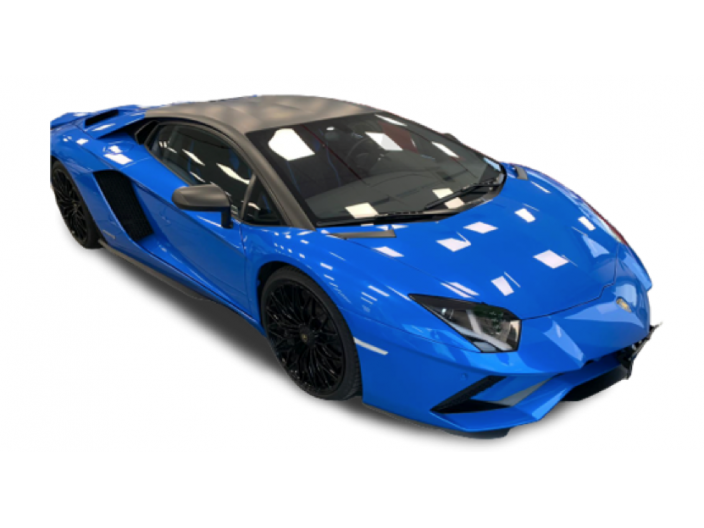 Lamborghini Aventador S 6.5 V12 Coupé