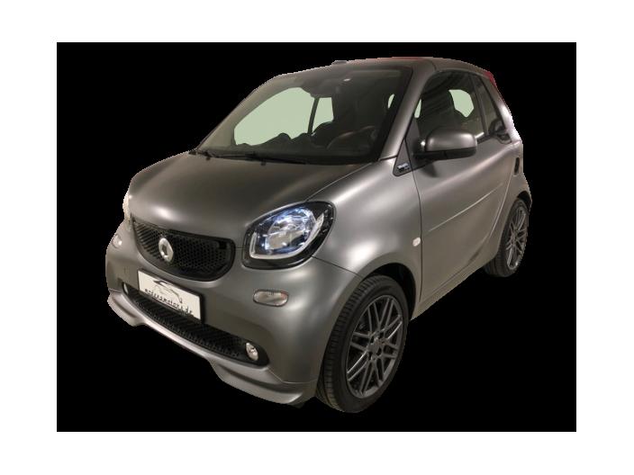"""Smart forTwo Cabrio """"Brabus Style"""""""