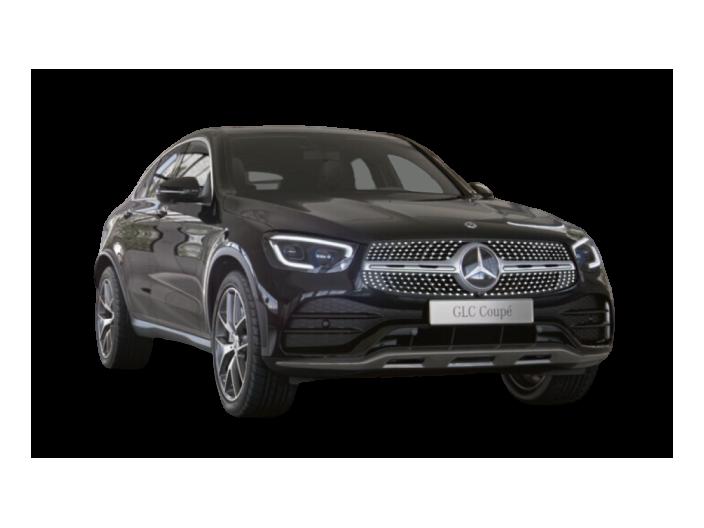 Mercedes-Benz GLC 400 d 4MATIC Coupé