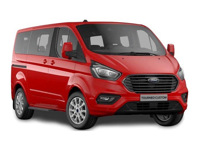 Ford Tourneo Custom L2H1 Titanium